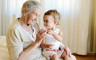 英國老婦晉升曾曾曾祖母 享受六代同堂之樂