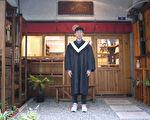 大葉陳冠名累積英語實力 錄取清大研究所