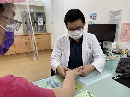 徐醫師指出骨骼肌肉血管栓塞
