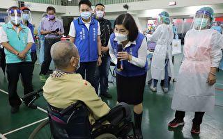 云林80岁以上长者 今起同步施打疫苗