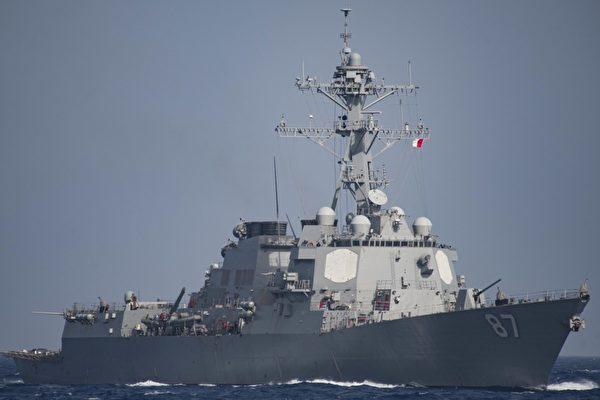 不用一槍一砲 美軍戰艦如何反制來襲導彈?