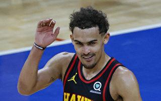 NBA76人放长假 老鹰飞进东区决赛