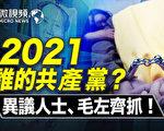 【微視頻】2021中共維穩 異議人士毛左齊抓(上)