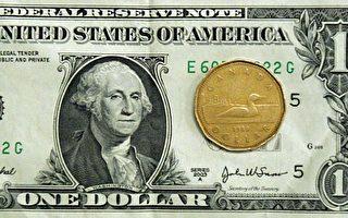 油價推動加元兌美元上漲