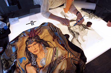 時尚, 愛馬仕, 精品, 絲巾