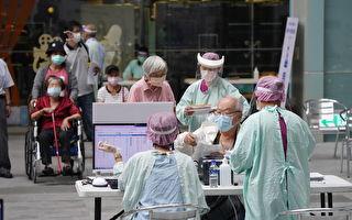 台湾22日增78本土病例 6例死亡