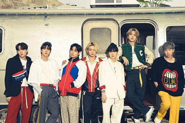 BTS《Butter》連四週Hot 100榜奪冠 日文作創紀錄