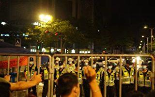 【一線採訪】佛山上千市民抗議 要求解封