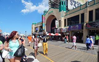 新澤西議會通過法案 延長大西洋城接管權