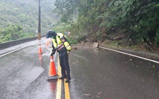 梅雨鋒面將至 苗警超前部署守護用路安全