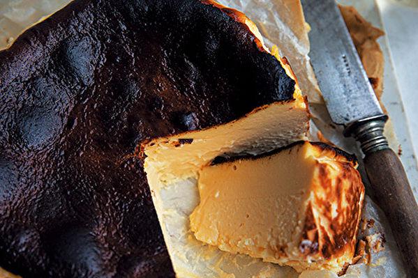 精準複製法式甜點的滋味:巴斯克風乳酪蛋糕