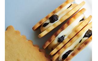 DIY兰姆葡萄夹心饼干 冰冰的更好吃!