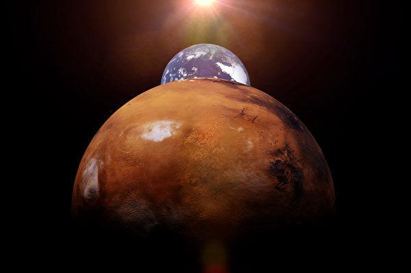 火星比地球更可能产生生命