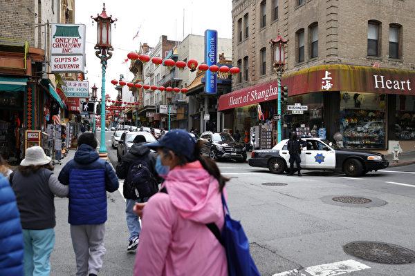 旧金山盗窃案频传 增加警力与否再掀热议