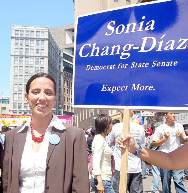 首位華裔太空人之女競選麻州州長