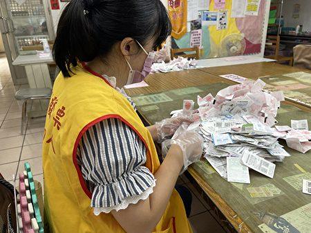 創世基金會僅五月發票捐贈量較去年同期,狂墜二百萬張。