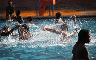 纽约市公共户外游泳池6月26日开放