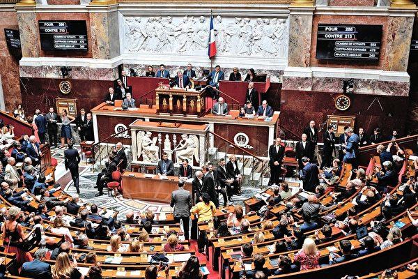 法國民議會跨黨派提案 敦促挺台參與國際社會