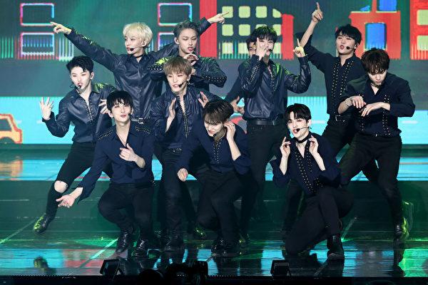 SEVENTEEN迷你八辑 创2021年最高首周销量纪录