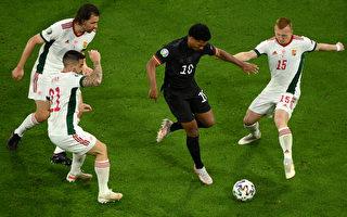 组图:欧洲杯足球F组 德国2:2战平匈牙利