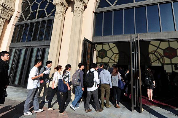 500中國學生赴美留學被拒簽 美國務院回應