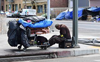 洛縣無家可歸者人滿為患 警長倡宣布緊急狀態