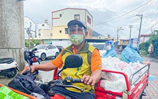 台湾26日增78例本土病例 13例死亡