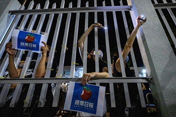 黎智英顧問:自由媒體消亡意味自由香港終結