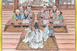積善之家多福報 歐陽爸爸與他的學生們
