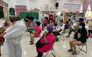 台湾27日增88例本土病例 9例死亡