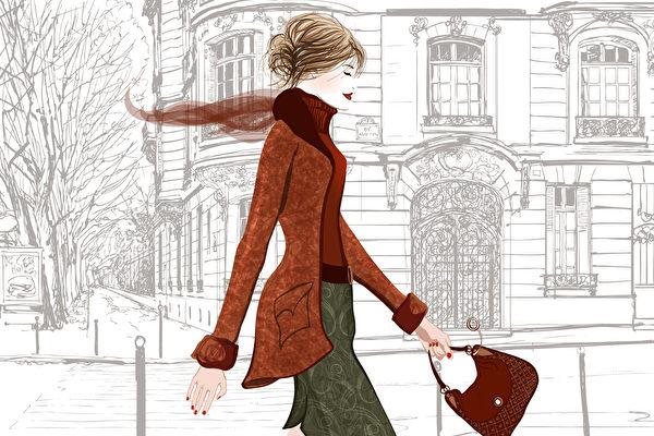 巴黎女人不会全身名牌打扮 混搭更有魅力