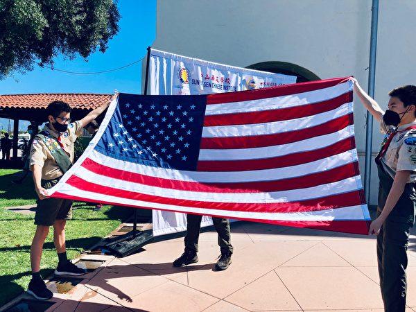 感恩美國 南加舉辦第七屆美國國慶活動