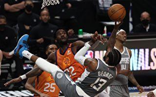 NBA西部決賽:太陽險勝快船拿到「賽點」