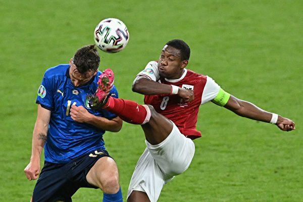 歐洲盃16強賽 比利時淘汰葡萄牙 捷克勝荷蘭