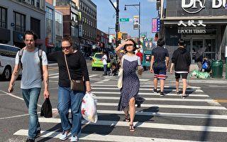 紐約市高溫潮濕預警 體感氣溫可達華氏105度