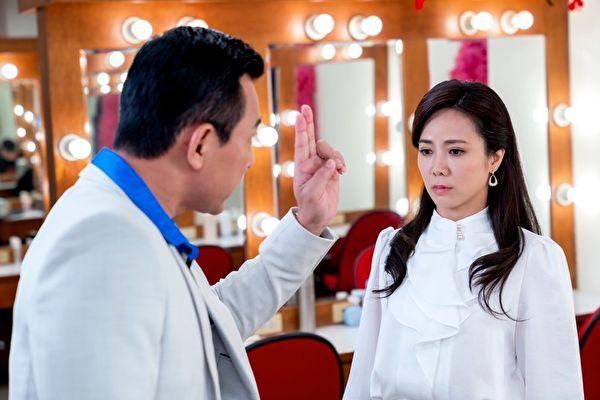 陳仙梅為戲登台演唱 好歌喉讓觀眾以為是代唱