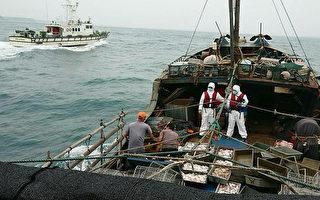 陆船越界持刀棍抵抗 澎湖海巡压制7人送办