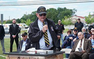 越戰老兵愛國情懷 為了這個至今仍感自豪