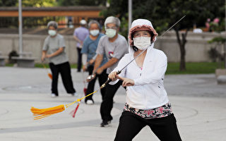 台湾29日增54例本土病例 8例死亡