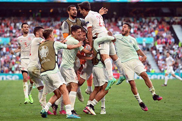 欧洲杯16强战爆冷 瑞士点球击败法国队