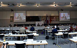 組圖:法德總理出席聯合議會 鞏固兩國關係