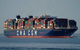 海運價格暴漲五倍 中國外貿企業陷入困境