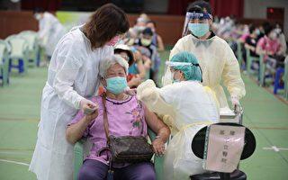 林右昌:72至74歲下週施打莫德納疫苗