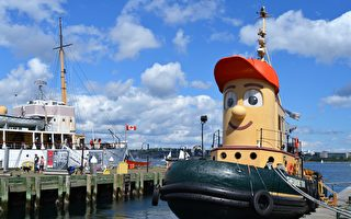 著名红帽拖船 预计7月16日抵达多伦多