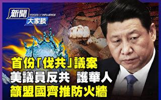 【新聞大家談】習尷尬對普京 美兩黨提伐共議案