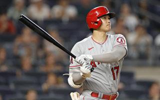 大谷翔平單場雙響砲 躍居MLB全壘打王