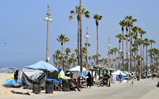 風向轉 洛杉磯市擬限制遊民露營