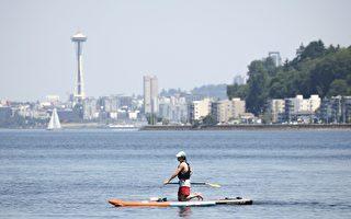 西雅图遭遇史上最强热浪袭击