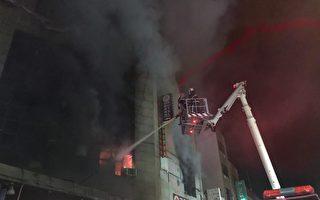 消防員搶救防疫旅館住客殉職 內政部啟動調查