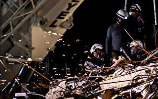 佛州婦女被一股罕見力量驚醒 大樓坍塌前逃生